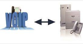 ارتباط تلفن تحت شبکه با VoIP